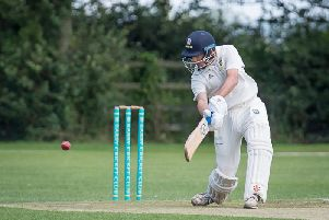 Craig Scott made 35 in a key partnership with twin brother Jason for Barby 1sts on Saturday