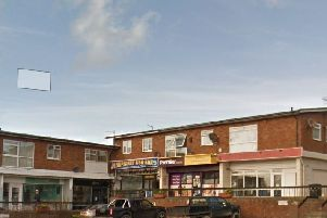 Avis Parade Shops in Newhaven. Picture: Google Street View