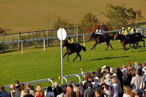 Indian Creak wins the Chichester Observer Stakes / Picture by Clive Bennett - see more at www.polopictures.co.uk