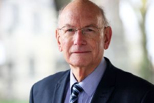 Tony Dignum led Chichester District Council from 2015 to 2019