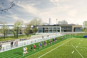 Christ's Hospital School wants permission for new sports facilities including a running track, 3G pitch and extension to the Bluecoats Centre