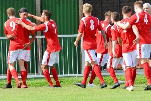 Arundel have forced an FA Cup replay with two divisions higher Ramsgate. Picture by Stephen Goodger