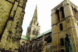 They will be honoured at Chichester Cathedral