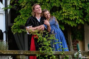 Romeo and Juliet. Picture by Peter Mould