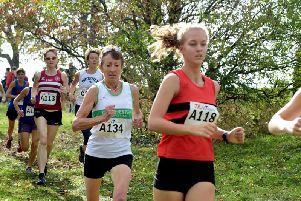 Cross-country action at Goodwood last year / Picture by Kate Shemilt