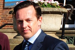 Nathan Elvery, chief executive of West Sussex County Council