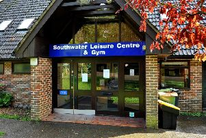 Southwater Leisure Centre and Gym. Pic Steve Robards. SR01101903 SUS-190110-164700001