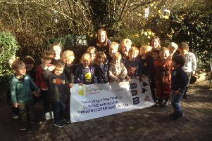 New View Nursery celebrated its third successive outstanding rating