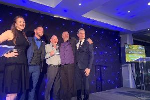 Community Transport Sussex have won a top national award SUS-190212-151502001
