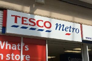 Tesco at Luton's The Mall will reopen on December 13