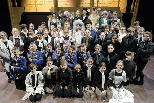 Sir Robert Woodard Academy students in Great Expectations