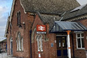 Wellingborough rail passengers will see a new-look station by Spring 2020