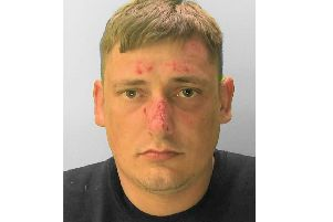 Robert Cox is wanted for recall to prison. Picture: Sussex Police