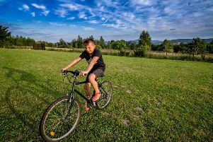 More children will now be given the opportunity to learn how to confidently cycle.