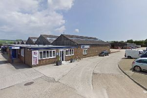 Eastmead Industrial Estate Lavant (Photo from Google Maps Street View)