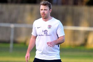 Matt Daniel scored the late equaliser to snatch a point against Lancing on Saturday