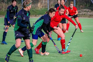 Louth Ladies moved within six points of top spot after their 2-0 win. Picture: David Dales EMN-200224-104125002