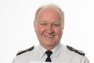 Chief Constable of Sussex Police Giles York
