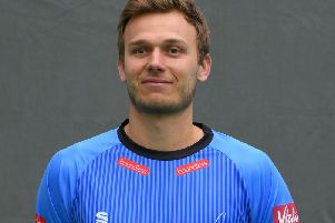 Danny Briggs has been handed an England Lions chance / Picture by PW Sporting Photography