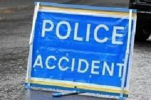 Heavy traffic has been reported following the accident