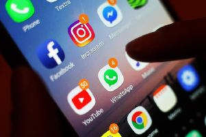 Warning over social media