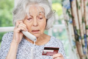 Residents are being warned about scams