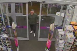 A man used fake �20 notes at the Currys store on Heath Road, Skegness. ANL-190802-184613001