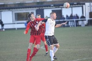 Bottom side Worthing United face a crunch clash SCFL Division 1 clash at Midhurst & Easebourne on Saturday. Picture: Simon Newstead