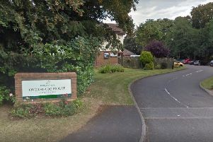 Overslade House Care Home. Image taken from Google Maps.