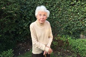 Anne Mocatta, 93, from Rectory Road, Worthing
