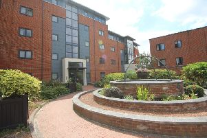 Courtney Green are offering this highly spacious three bedroomed third floor luxury apartment, situated in the heart of Horsham town centre, for �395,000 leasehold