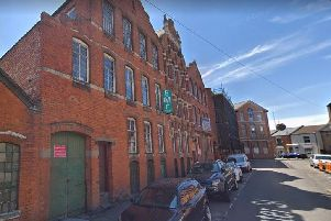The building, on Dunster Street, has been unused for many years