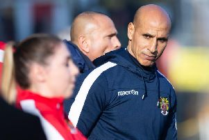 Dino Maamria. Picture: Kirsty Edmonds