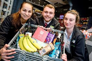 The Midcounties Co-operative Food is encouraging shoppers to put Fairtrade in their food shop with a host of activities to celebrate Fairtrade Fortnight. Photo supplied.