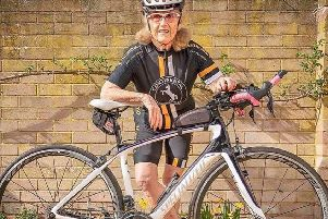 Daphne Belt, 79, will be the eldest competitor running the 10km in the Brighton Run2Music