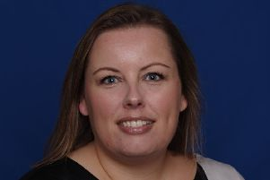 Charlotte Bull, headteacher at the Laurels Primary School in Durrington.