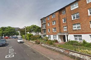 Byron Road in Worthing. Photo: Google Images