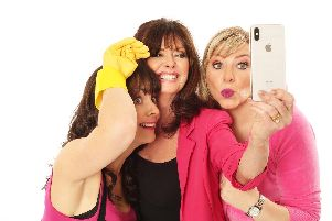 The Hormonal Housewives take to the stage in Dunstable next week