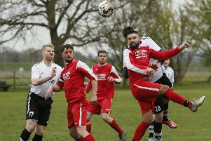 Caldecote Reserves v Luton Leagrave. Picture: David Kay