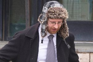Marsden appeared at Worthing Magistrates' Court this morning