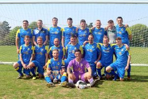 SCFL Division Two champions Rustington. All pictures by Roger Smith.
