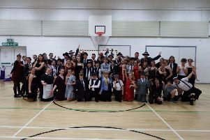 Almost 100 Durrington High students have been involved in a production of musical Bugsy Malone