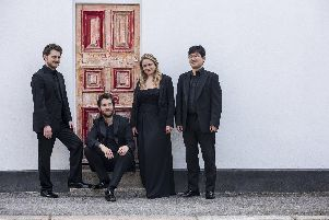 The Piatti Quartet will be at the Portsmouth Guildhall.