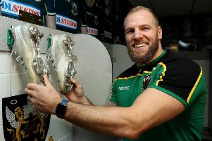 James Haskell is hanging up his boots