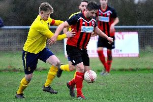 Terry Dodd has been named Wick player-manager. Picture by Steve Robards