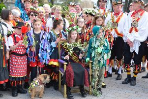 Shoreham May Day celebrations