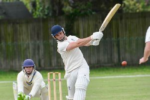 Nick Ballamy took three wickets in Worthing's win over Broadwater. Picture by Stephen Goodger