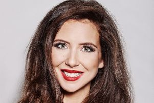 Charlotte Melissa Tyler, from the most recent airing of Channel 5's The Bachelor UK