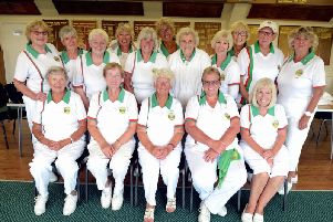 Crablands ladies / Picture by Kate Shemilt