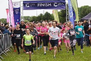 Eastbourne Race for Life. All photos by Jon Rigby.